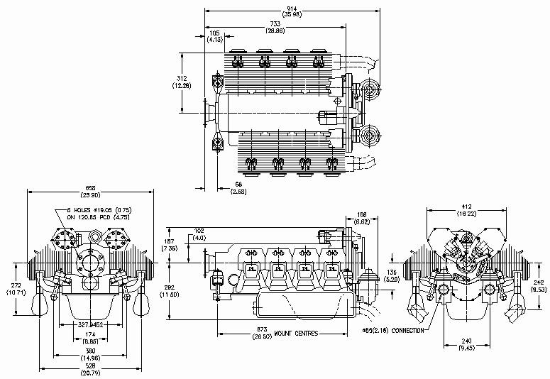 jabiru 2200 aero engine